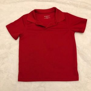 ♦️3 for $15 Red polyester healthtex t shirt